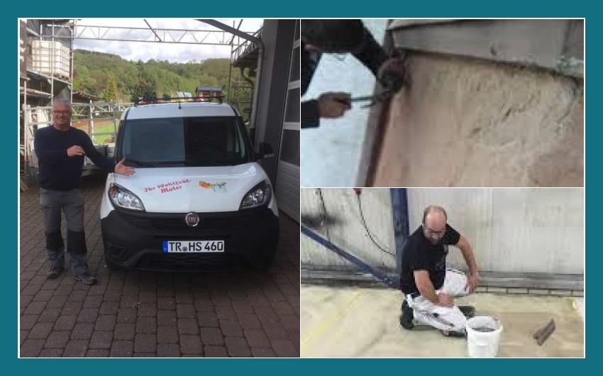SCHWEBACH - Maler- und Lackierer GmbH  Renovierung  Irsch, Greimerath, Mettlach